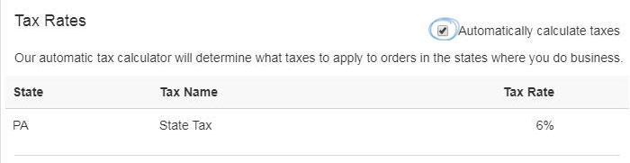 sales tax rates knowledgebase esp admin asi