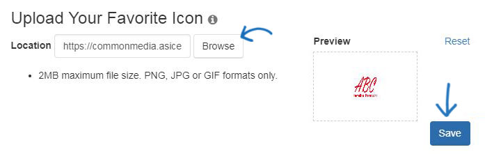 Creating a Favicon - Knowledgebase / ESP Websites - ASI